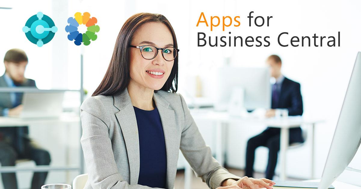Data Integration – 3 apps for Business Central